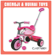 2015 new item 3 in 1 tricycle 3 wheel kids pedal car