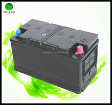 60038 12V sealed lead acid battery for car , JIS standard