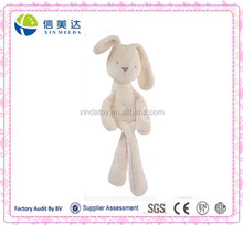 Placating sleep rabbit soft baby plush toy