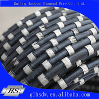 high quality diamond wire saw for hard granite quarry cutting dia.11.5mm