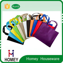 Good quality gift non woven bags in recycle shopbags for channel