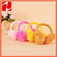 Custom Kids Safety Winter Fashion Warm Fluffy Earmuff