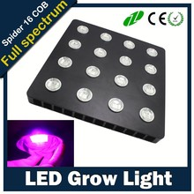 LED grow lights,led grow light spider 16 cob 1440w ,spider led hydroponics plant lights
