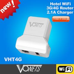 Factory Price 2014 VONETS VHT4G Hotel lan to wifI wireless usb lan adapter wifi dongle usb wireless