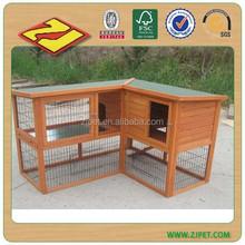 Wooden Pet Home For Rabbit DXR039