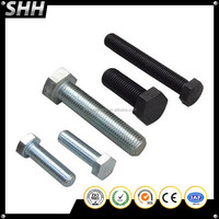 China supplier competitve price A325 Structural Bolt and nut fastenal catalog