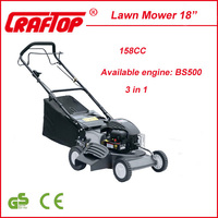 Gasoline Lawn Mower Tractor