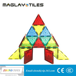 3D puzzles educational toys 2015,magformer sets diy learning toy