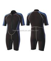 aropec triathlon wetsuit 2mm shorty in SBR SCR or CR neoprene