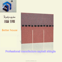 Professional manufacture good price fiberglass modified bitumen, hot sale 3-tab asphalt roofing shingles