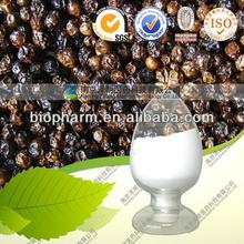Pepper extract piperina 98% fabricante chino