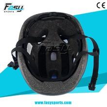 Fasy mini cartoon 8 air vent sport inline helmet for kids