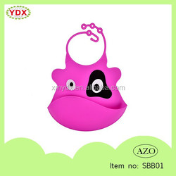 Easy Washable Baby Bibs Silicone Manufacturer Wholesaler Directly