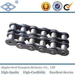 standard short pitch precision transmission duplex roller chains 40A-2