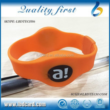 Waterproof Sillicone T5577 MF S70 Access Control Wristband / Bracelet for Party/Concert/Event/Bar Access Control