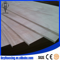 1220*2440mm furniture / packing use commercial plywood price