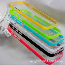 Free Sample PC+TPU Combo Phone cases for Samsung S6 edge Mobile Phone accesories
