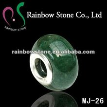 China wholesale polish cheap round bead for jeweley making