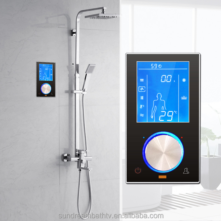 Charmant Automatic Water Saving Shower Room Controls. Initpintu_ H201a2 ...