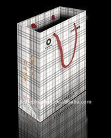 luxury wholesale zebra print shopping bags