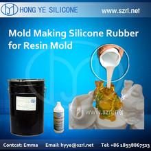 Shoe sole molding RTV silicone