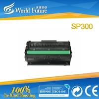 Compatible toner cartridge for ricoh aficio sp300dn Factory price