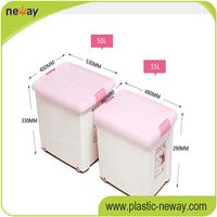 Useful lower price fancy Eco-Friendly Stocked elegant fashion household storage box homeware
