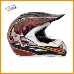 China cheap ABS material unique motorcycle helmets