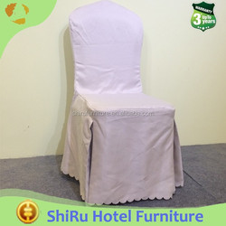 cheap Jacquard banquet chair cover for sale