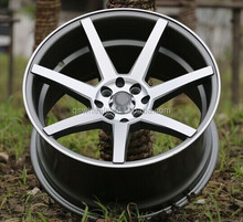 replica voss wheels 17 inch 4x100 spoke wheel rim new design 4x114.3