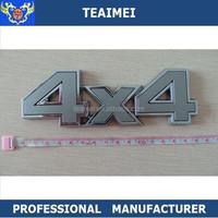 Custom ABS Car Badge Emblem Auto Plastic Logo