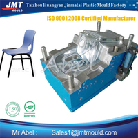 ISO9001:2008 2015 Top Quality New design injection Plastic Chair mould