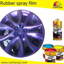 Carlas 400ml odorless acrylic spray paint,rough texture spray paint,rubber spray paint car