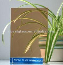 3-12mm golden bronze float glass
