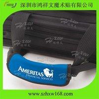 Neoprene bag handle wraps