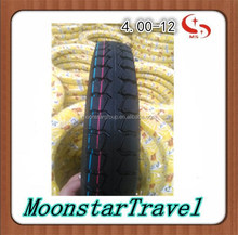 motorcycle tyre 400-12 tire motorcycle parts wholesale
