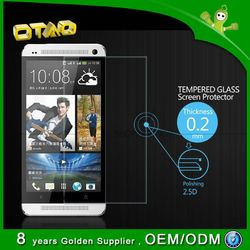 OTAO New 0.2mm 2.5D 9H front screen cover for HTC one max 0.2MM