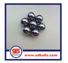 steel ball with hole