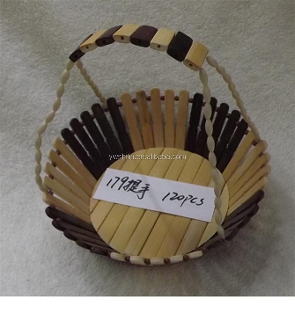 Basket Weaving Gifts : Handmade bamboo weaving baskets popurality gift basket