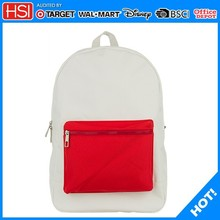 hot sale latest cheap canvas camping backpack bag