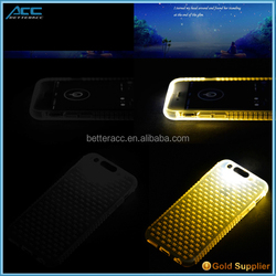 Popular TPU Flashing Case for iPhone 6 6s, For iPhone 6 Back Cover Flash Lighting When Incoming Calling