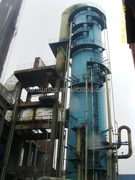 Sx-g-d Type Wet Dust Collector Rotoclone Gas Scrubber