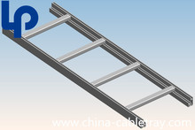 ROHS SGS hotseller steel ladder cable rack price list