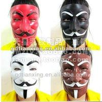 V for Vendetta mask factory