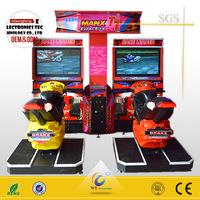 simulator arcade racing car game machine/motorcycle racing simulator/simulator racing machine MANX TT