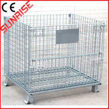 Evergreat Wholesale galvanized welded wire mesh container