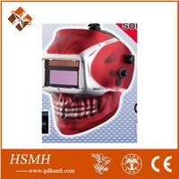 custom welding helmet / skull face mask / paintball mask