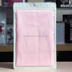 wholesale transparent clothes packaging bag/cloth/pants/underwear/bra packagingbag
