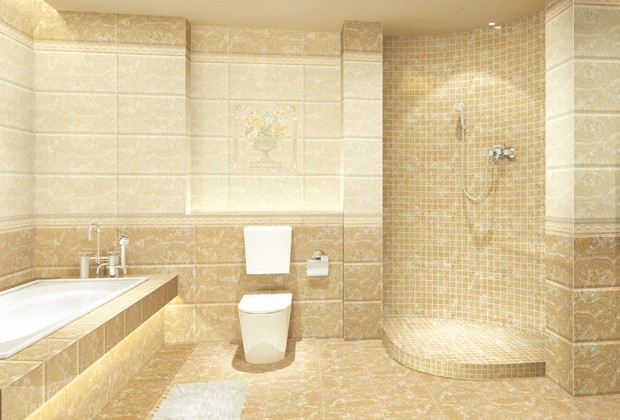 Bathroom tiles price in kerala with wonderful example in Bathroom tiles design in kerala