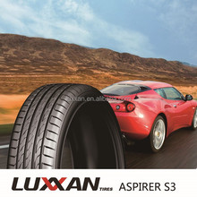 New LUXXAN Aspirer S3 Car Tire With Dot